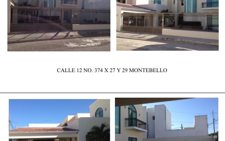 Foto de casa en venta en  , montebello, mérida, yucatán, 1256895 No. 03