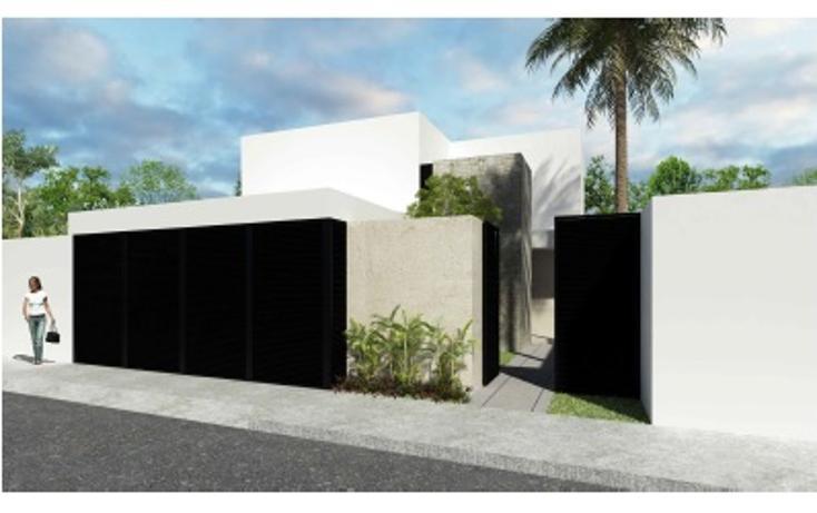 Foto de casa en venta en  , montebello, mérida, yucatán, 1258237 No. 01
