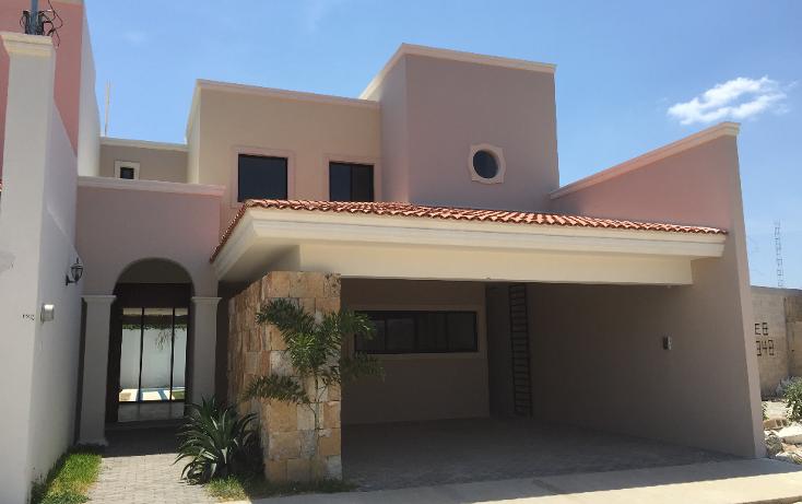 Foto de casa en venta en  , montebello, mérida, yucatán, 1258547 No. 01