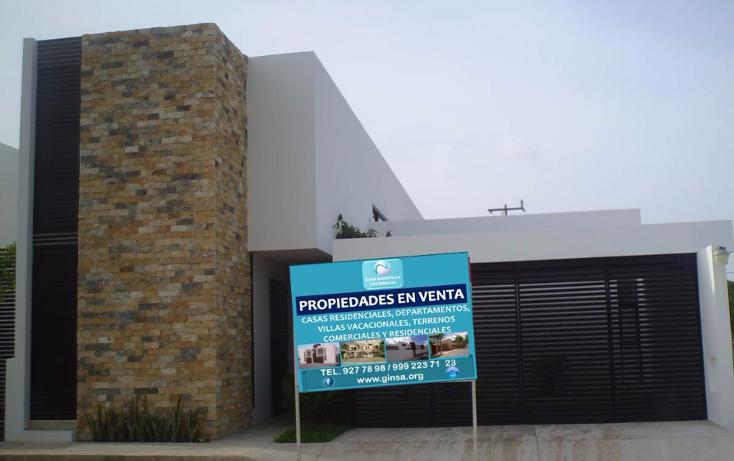 Foto de casa en venta en  , montebello, mérida, yucatán, 1260993 No. 01