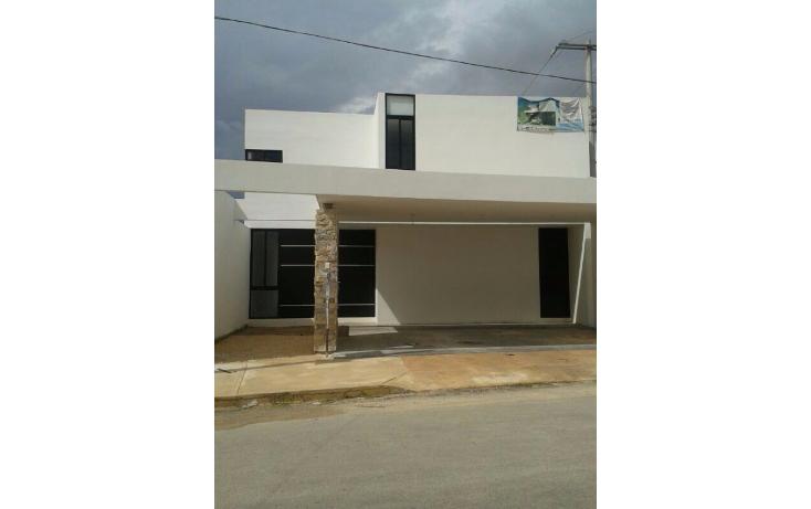 Foto de casa en venta en  , montebello, mérida, yucatán, 1261671 No. 01