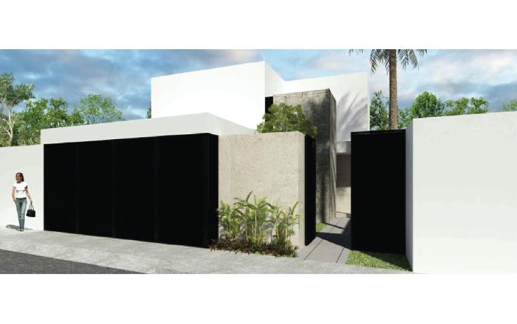Foto de casa en venta en  , montebello, mérida, yucatán, 1263681 No. 01