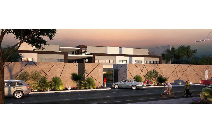 Foto de departamento en venta en  , montebello, mérida, yucatán, 1266847 No. 01