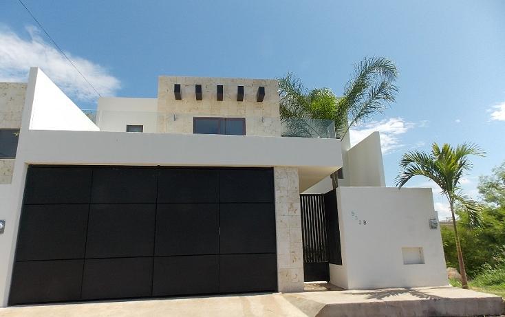 Foto de casa en venta en  , montebello, mérida, yucatán, 1267331 No. 01