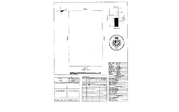 Foto de terreno habitacional en venta en  , montebello, mérida, yucatán, 1271671 No. 03