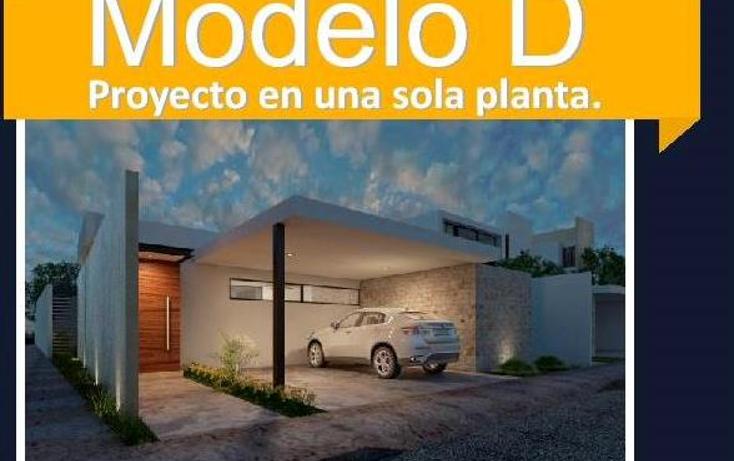 Foto de casa en venta en  , montebello, mérida, yucatán, 1283571 No. 01