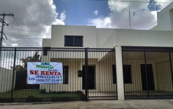 Foto de casa en renta en, montebello, mérida, yucatán, 1287033 no 01