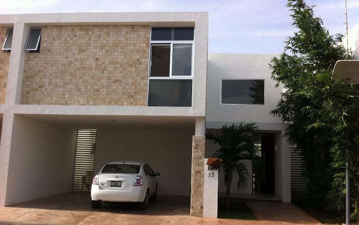 Foto de casa en renta en  , montebello, mérida, yucatán, 1288747 No. 01