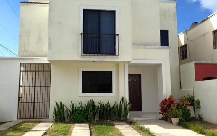 Foto de casa en renta en  , montebello, mérida, yucatán, 1288845 No. 01