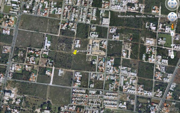 Foto de terreno habitacional en venta en, montebello, mérida, yucatán, 1289009 no 01