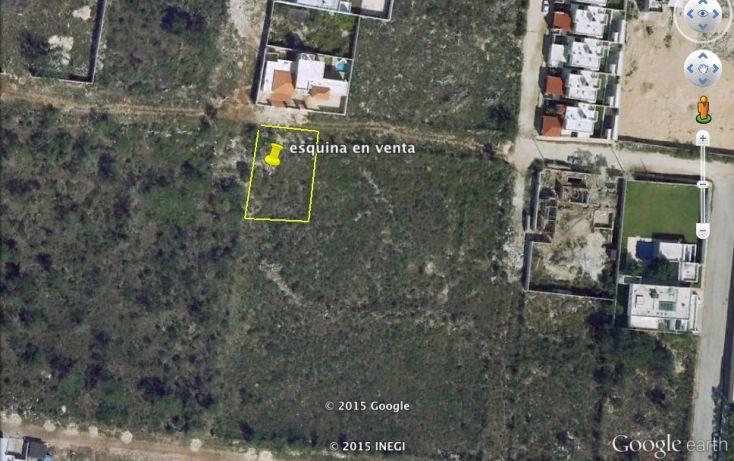 Foto de terreno habitacional en venta en, montebello, mérida, yucatán, 1289009 no 02