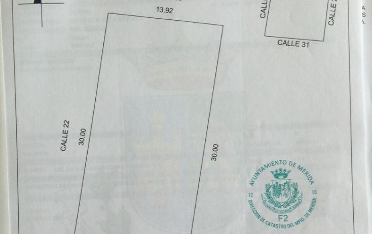 Foto de terreno habitacional en venta en, montebello, mérida, yucatán, 1289009 no 03