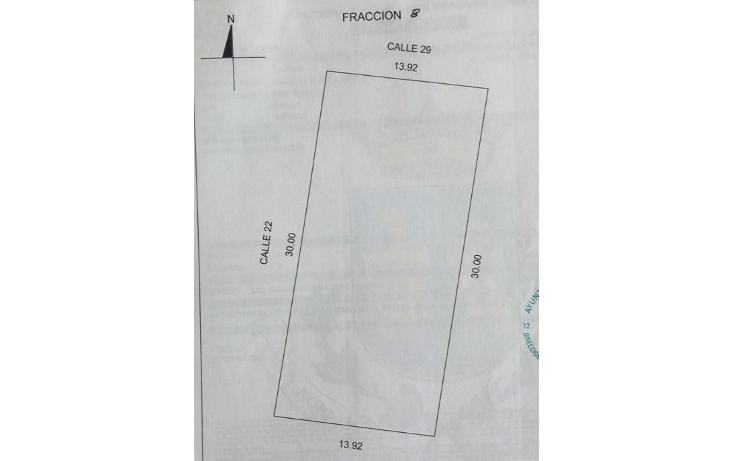 Foto de terreno habitacional en venta en  , montebello, mérida, yucatán, 1289009 No. 03