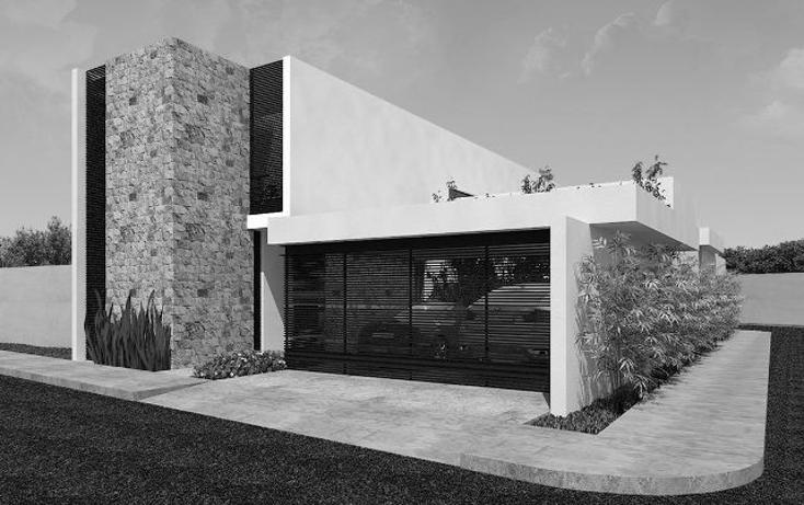 Foto de casa en venta en  , montebello, mérida, yucatán, 1289401 No. 01