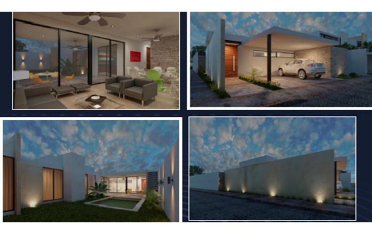 Foto de casa en venta en  , montebello, mérida, yucatán, 1289689 No. 04