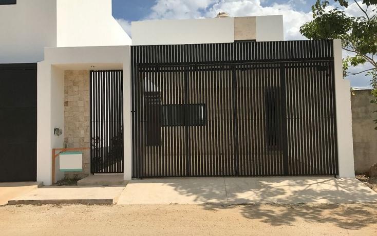 Foto de casa en renta en  , montebello, mérida, yucatán, 1291309 No. 01