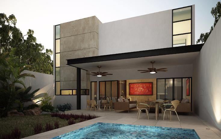 Foto de casa en venta en  , montebello, mérida, yucatán, 1292011 No. 01