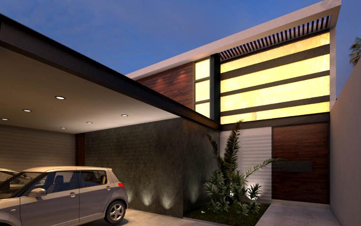 Foto de casa en venta en  , montebello, mérida, yucatán, 1293981 No. 01