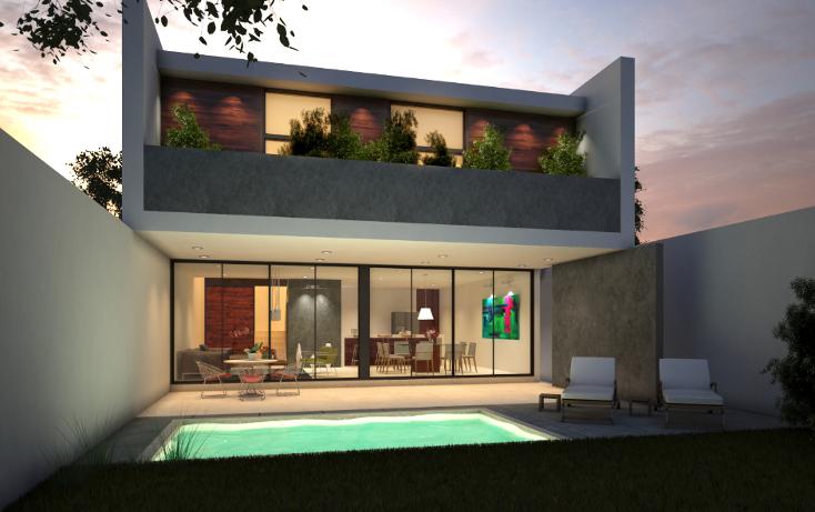 Foto de casa en venta en  , montebello, mérida, yucatán, 1293981 No. 02