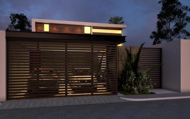 Foto de casa en venta en  , montebello, mérida, yucatán, 1293981 No. 04