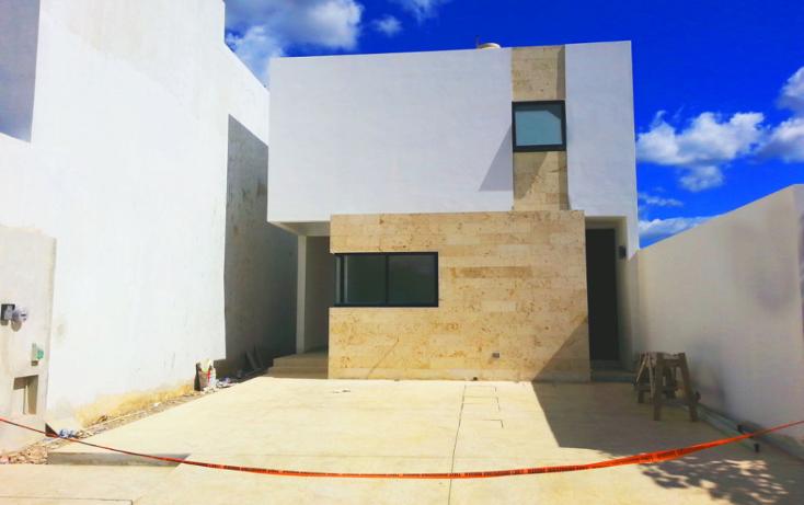 Foto de casa en venta en  , montebello, mérida, yucatán, 1295183 No. 01