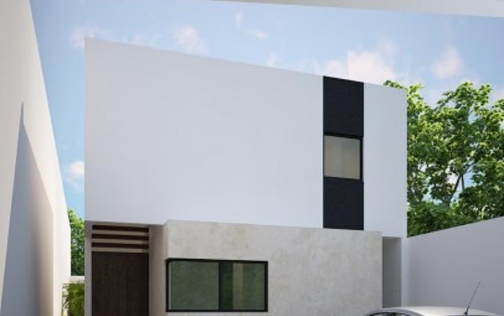 Foto de casa en venta en  , montebello, mérida, yucatán, 1295277 No. 01
