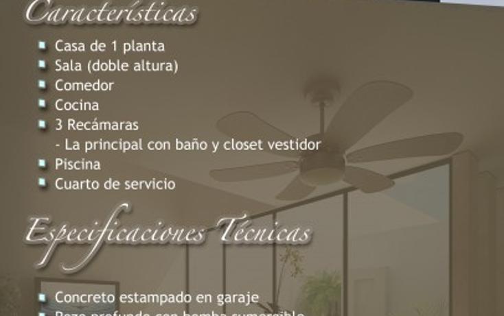 Foto de casa en venta en  , montebello, mérida, yucatán, 1295277 No. 02