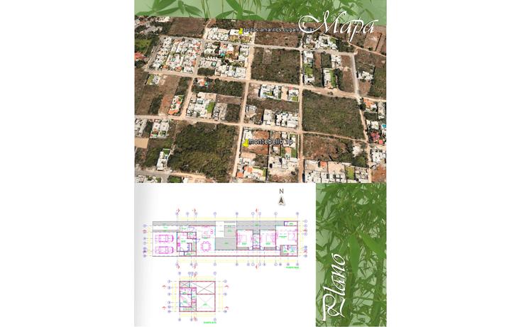 Foto de casa en venta en  , montebello, mérida, yucatán, 1295277 No. 09