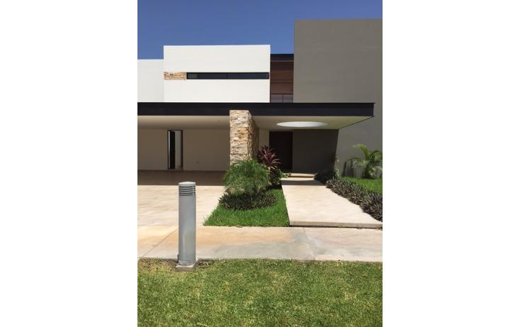 Foto de casa en venta en  , montebello, mérida, yucatán, 1296929 No. 01