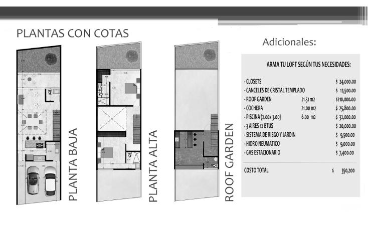 Foto de casa en venta en  , montebello, mérida, yucatán, 1300859 No. 15
