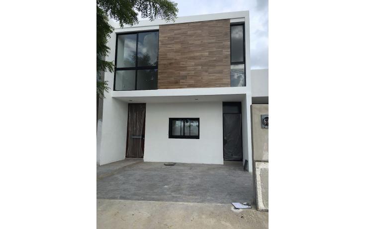 Foto de casa en venta en  , montebello, mérida, yucatán, 1306503 No. 01