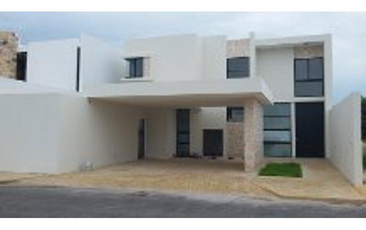 Foto de casa en venta en  , montebello, mérida, yucatán, 1308309 No. 01
