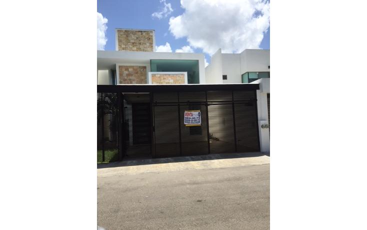 Foto de casa en venta en  , montebello, mérida, yucatán, 1314549 No. 01