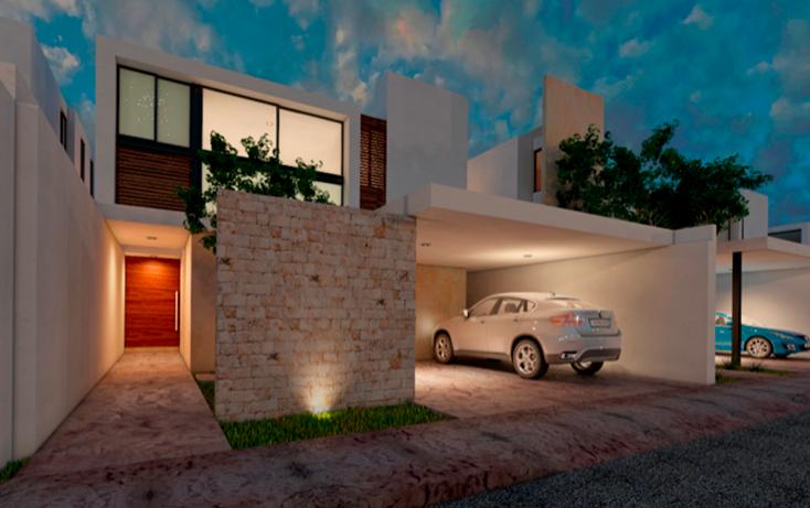 Foto de casa en venta en  , montebello, mérida, yucatán, 1319391 No. 01