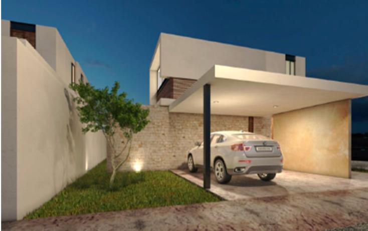 Foto de casa en venta en  , montebello, mérida, yucatán, 1321083 No. 01