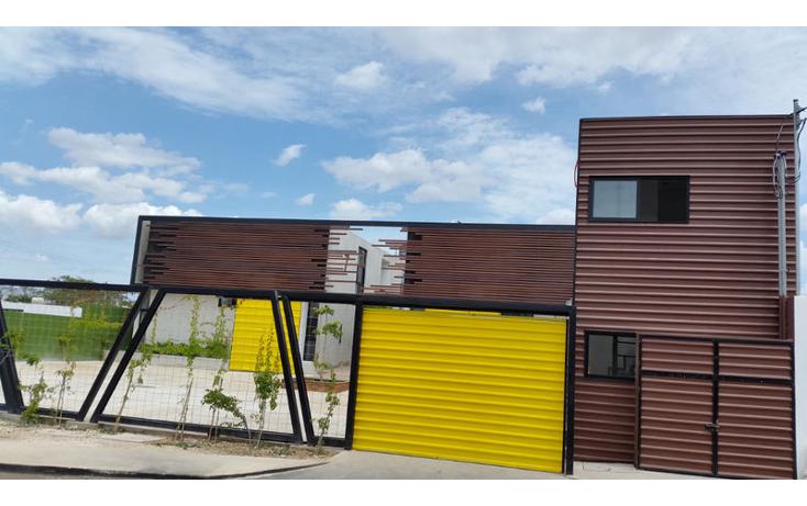 Foto de departamento en venta en  , montebello, mérida, yucatán, 1370277 No. 02