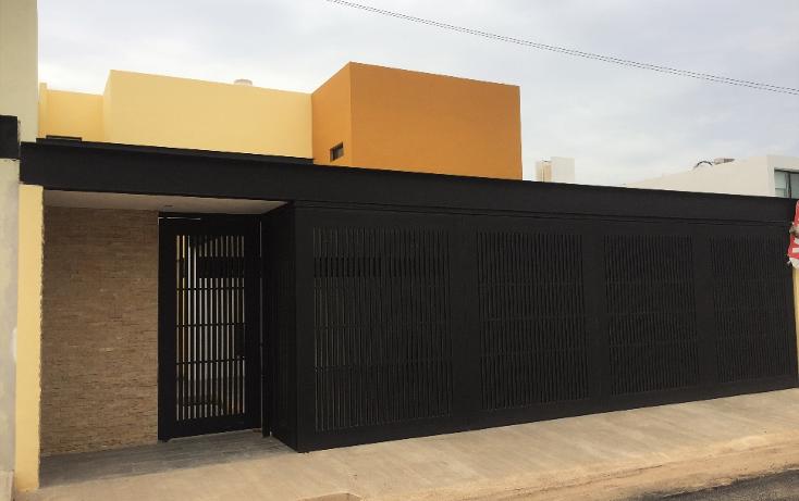 Foto de casa en venta en  , montebello, mérida, yucatán, 1373741 No. 01