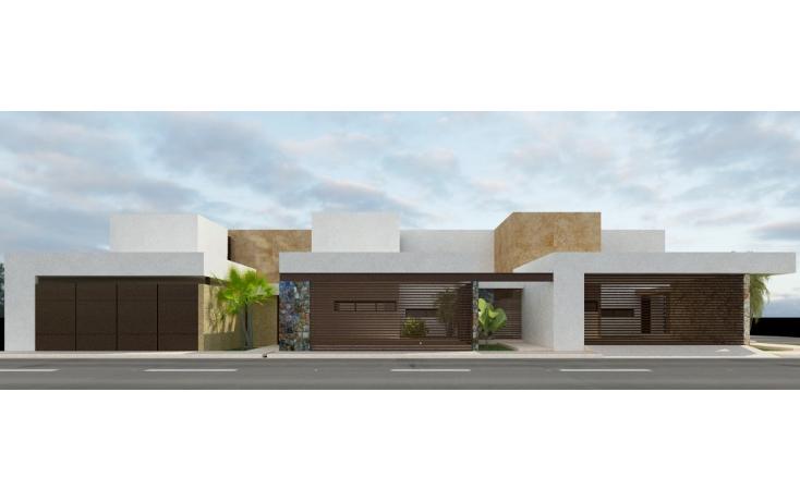 Foto de casa en venta en  , montebello, mérida, yucatán, 1373893 No. 01