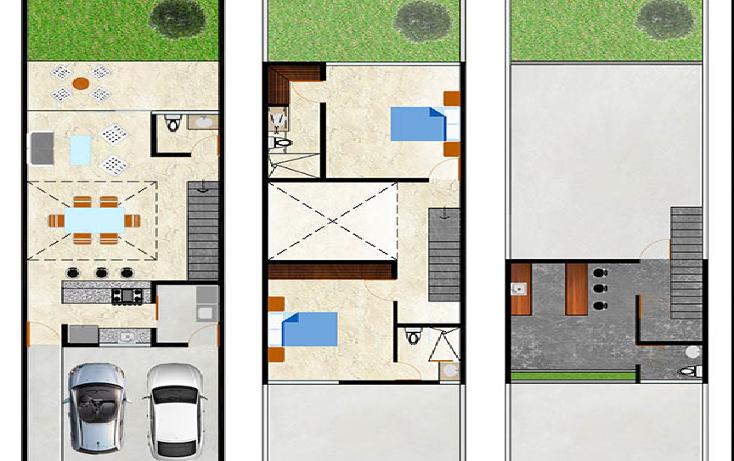 Foto de casa en venta en  , montebello, mérida, yucatán, 1374127 No. 07