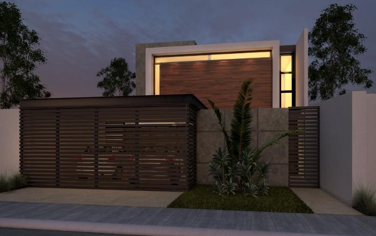 Foto de casa en venta en  , montebello, mérida, yucatán, 1374137 No. 01