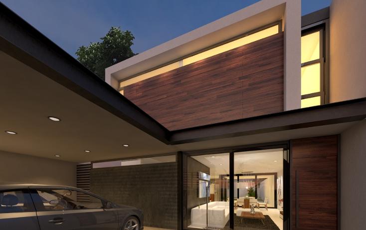 Foto de casa en venta en  , montebello, mérida, yucatán, 1374137 No. 02