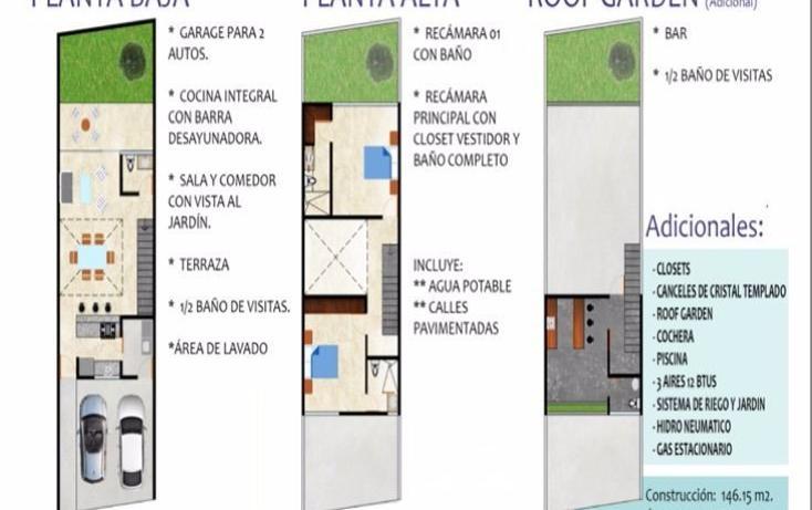 Foto de departamento en venta en  , montebello, mérida, yucatán, 1382083 No. 05