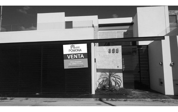 Foto de casa en venta en  , montebello, mérida, yucatán, 1382299 No. 01