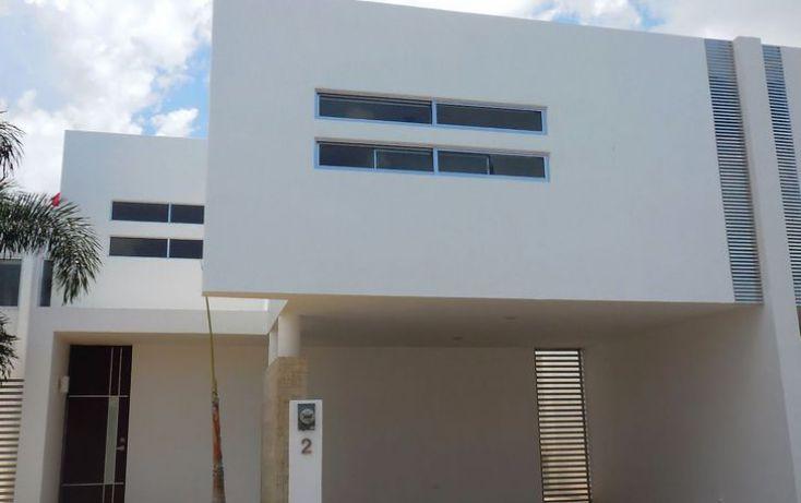 Foto de casa en renta en, montebello, mérida, yucatán, 1394005 no 01