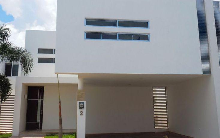 Foto de casa en renta en, montebello, mérida, yucatán, 1394005 no 02