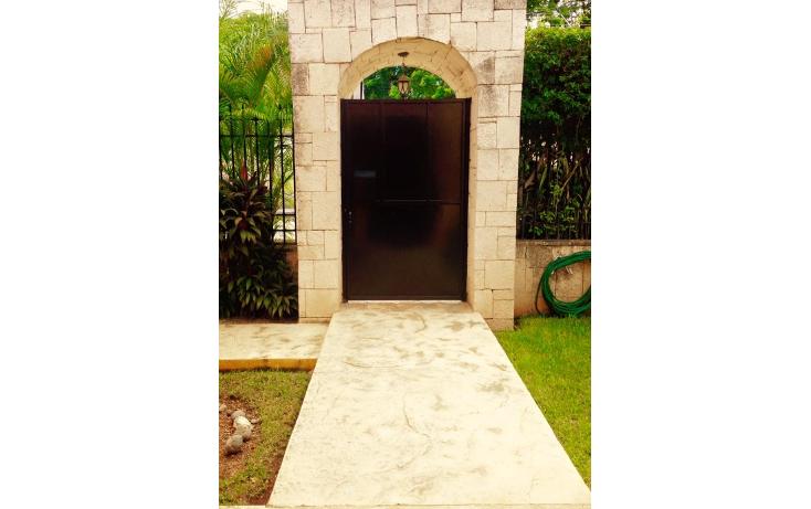 Foto de casa en venta en  , montebello, mérida, yucatán, 1400957 No. 03
