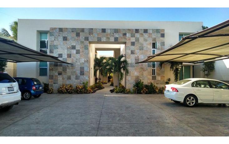 Foto de departamento en renta en  , montebello, mérida, yucatán, 1406187 No. 01