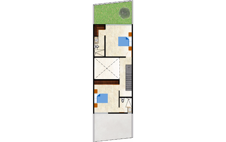 Foto de casa en venta en  , montebello, mérida, yucatán, 1408817 No. 06