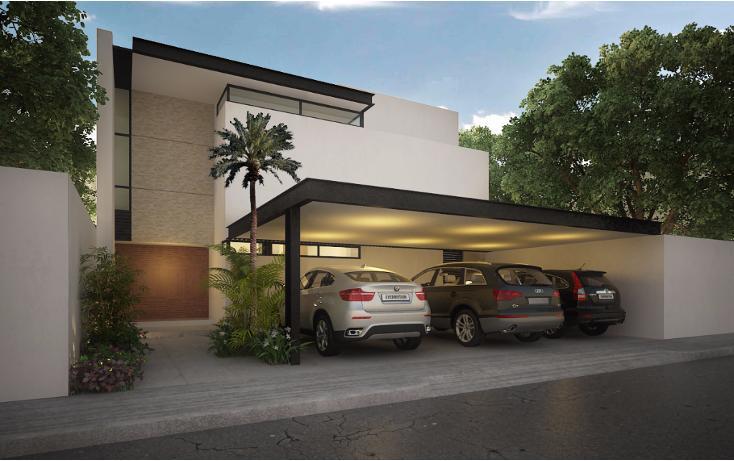 Foto de casa en venta en  , montebello, mérida, yucatán, 1411015 No. 01