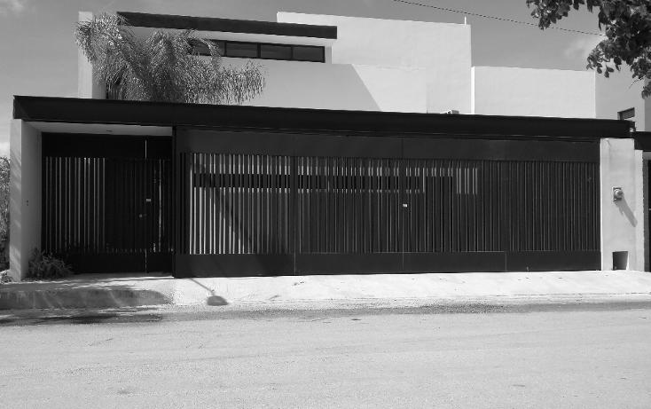 Foto de casa en venta en  , montebello, mérida, yucatán, 1412447 No. 01